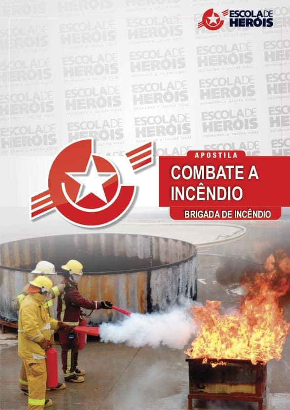 Curso de Brigada de Incêndio - Escola de Heróis